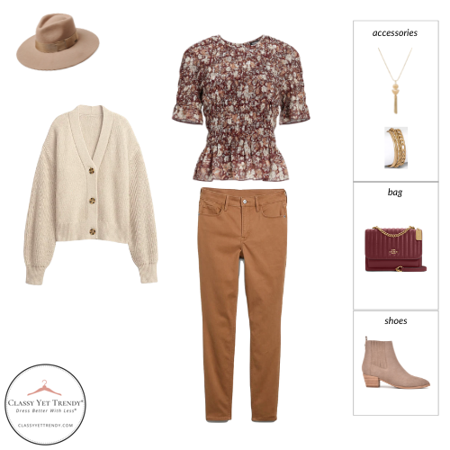 Essential Capsule Wardrobe Fall 2021 - outfit 33