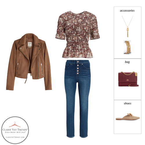 Essential Capsule Wardrobe Fall 2021 - outfit 34
