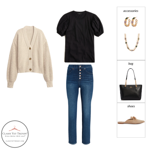 Essential Capsule Wardrobe Fall 2021 - outfit 51