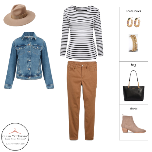 Essential Capsule Wardrobe Fall 2021 - outfit 65