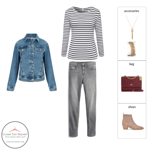 Essential Capsule Wardrobe Fall 2021 - outfit 71