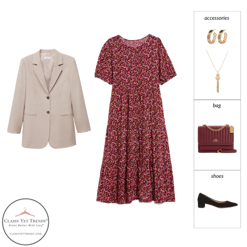 Essential Capsule Wardrobe Fall 2021 - outfit 96