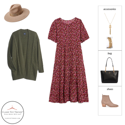 Essential Capsule Wardrobe Fall 2021 - outfit 97