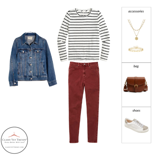 STAY AT HOME MOM CAPSULE WARDROBE FALL 2021 - OUTFIT 11