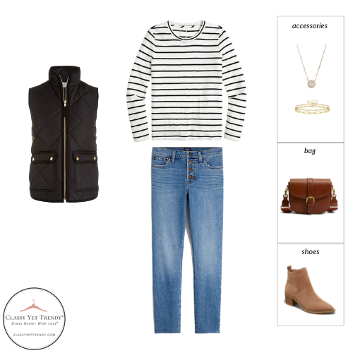 STAY AT HOME MOM CAPSULE WARDROBE FALL 2021 - OUTFIT 2