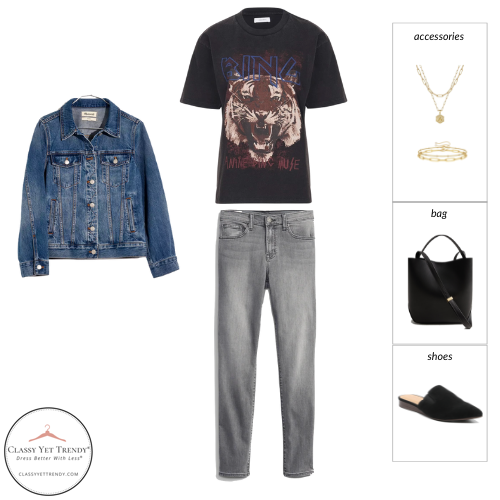 STAY AT HOME MOM CAPSULE WARDROBE FALL 2021 - OUTFIT 21