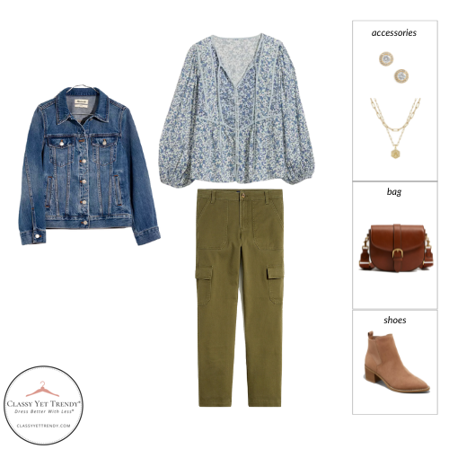 STAY AT HOME MOM CAPSULE WARDROBE FALL 2021 - OUTFIT 29