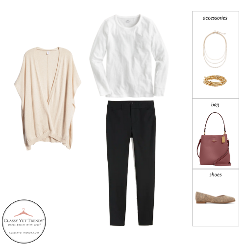 The Teacher Capsule Wardrobe - Fall 2021 Collection - outfit 12
