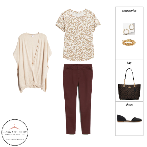 The Teacher Capsule Wardrobe - Fall 2021 Collection - outfit 23