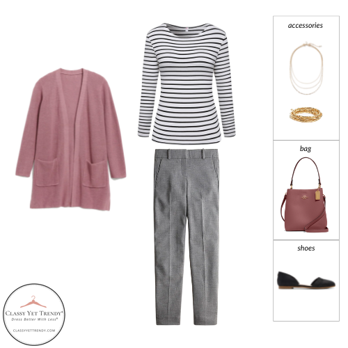 The Teacher Capsule Wardrobe - Fall 2021 Collection - outfit 82