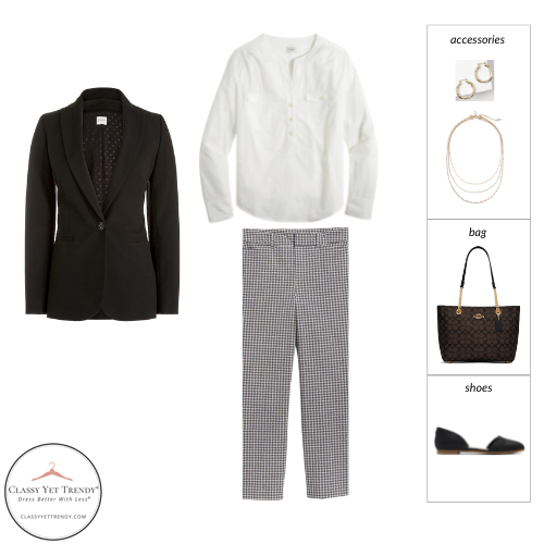 The Teacher Capsule Wardrobe - Fall 2021 Collection - outfit 96