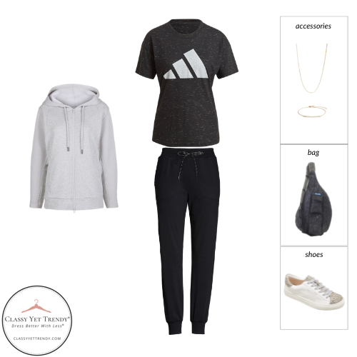 Athleisure Capsule Wardrobe Fall 2021 - outfit 54