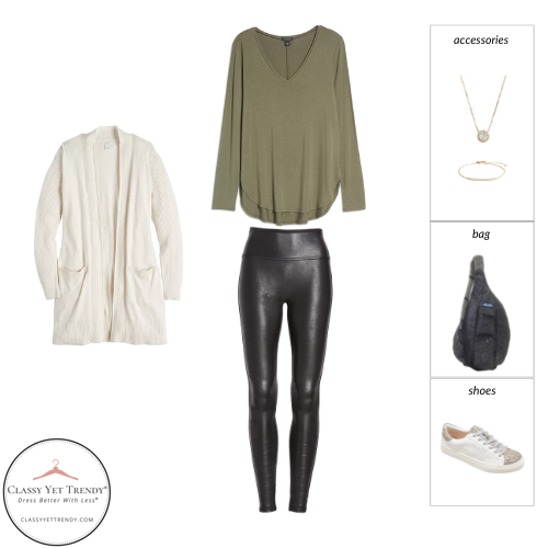 Athleisure Capsule Wardrobe Fall 2021 - outfit 58