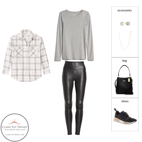 Athleisure Capsule Wardrobe Fall 2021 - outfit 76