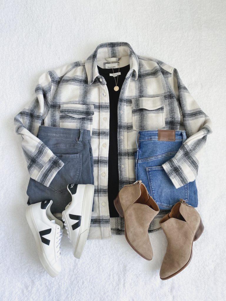 Instagram Lately September 2021 - Shirt Jacket outfits