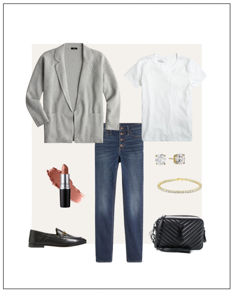 MY FALL 2021 NEUTRAL CAPSULE WARDROBE WEEK OF OUTFITS - OCTOBER 6 - OUTFIT 5