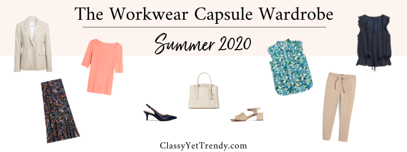 BANNER 800X300 - The Workwear Capsule Wardrobe - Summer 2020