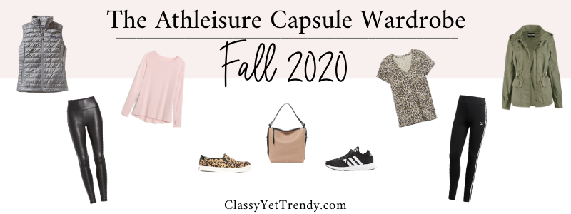 BANNER 800X300 - The Athleisure Capsule Wardrobe - Fall 2020