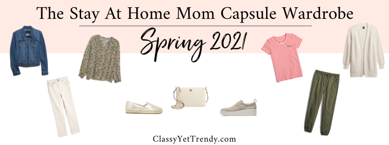 BANNER 800X300 - The Stay At Home Mom Capsule Wardrobe Spring 2021