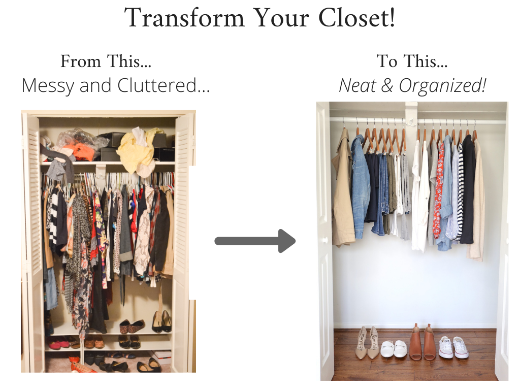 Transform Your Closet - Essential Spring 2021 Capsule Wardrobe