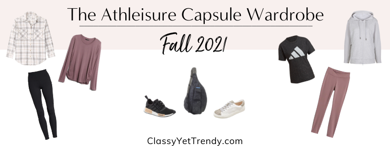 BANNER 800X300 - The Athleisure Capsule Wardrobe - FALL 2021